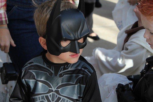 Er dit barn også en superhelt?