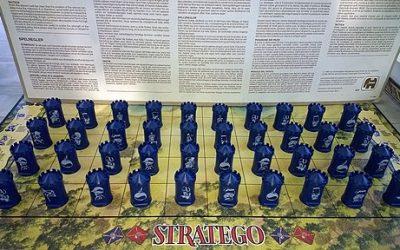 Stratego regler