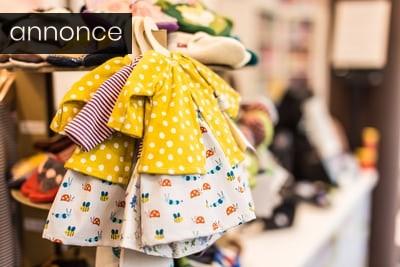 Sådan sparer du penge, når du shopper børnetøj